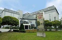 Hotel Arvena Kongress, Bayreuth (air conditioned)